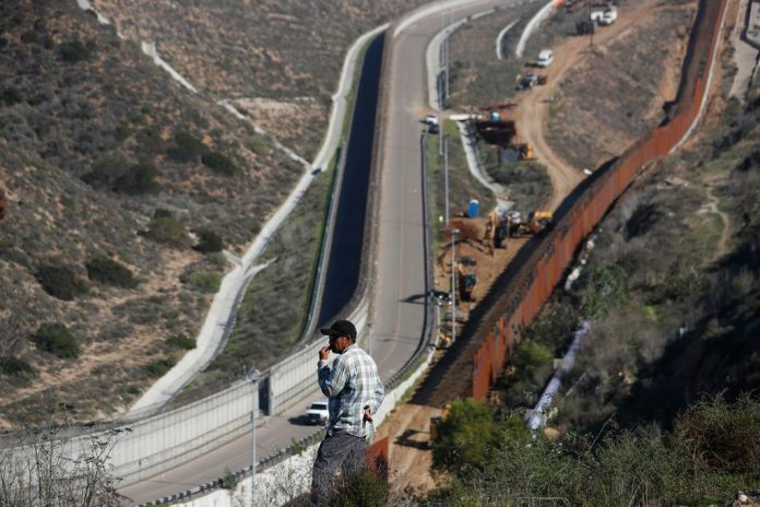 Disabled Air Force Veteran Wants to Raise Money for the US-Mexico Border Wall