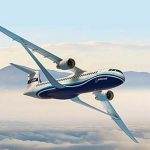 Boeing, new plane design, transonic wing design, NASA