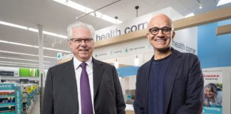Microsoft and Walgreens join forces to take on Amazon and transform healthcare
