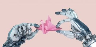 What job activities will robots soon be taking over?