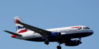 British Airways Flight to Germany Lands in Scotland by Mistake