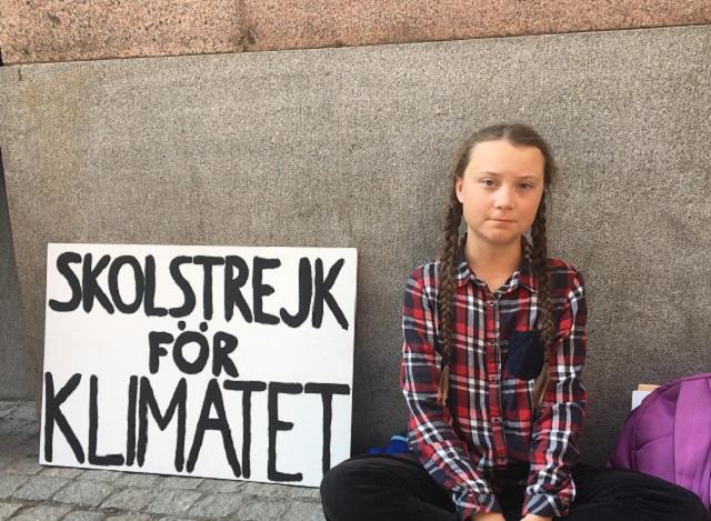 Swedish climate activist Greta Thunberg nominated for Norway's Nobel Peace Prize