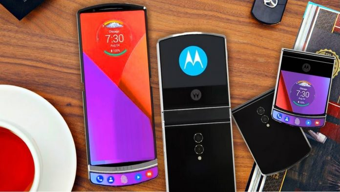 Motorola's Razr V4 promises more than Samsung