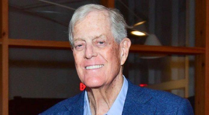 David Koch, billionaire conservative activist and philanthropist, dies at 79