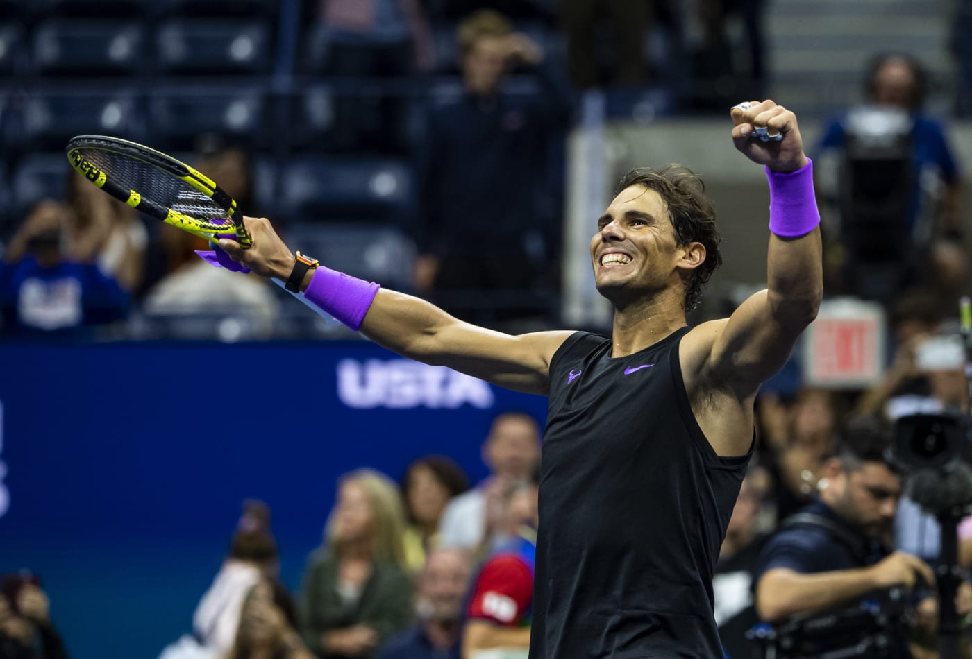 Us Open Winner Rafael Nadal Tells Us What The Most Important Thing To Succeed Is I M Herald